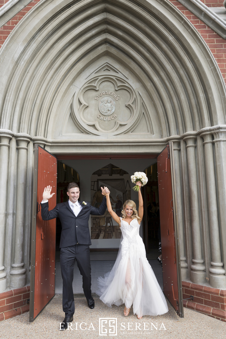 Rebecca O'Donovan marries Shaun Marsh