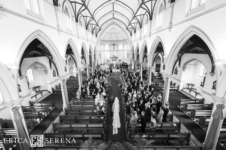 st joseph's subiaco wedding