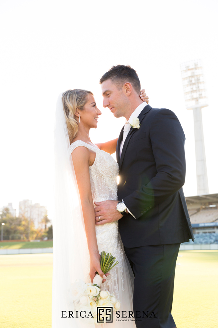 shaun marsh rebecca o'donovan, waca wedding