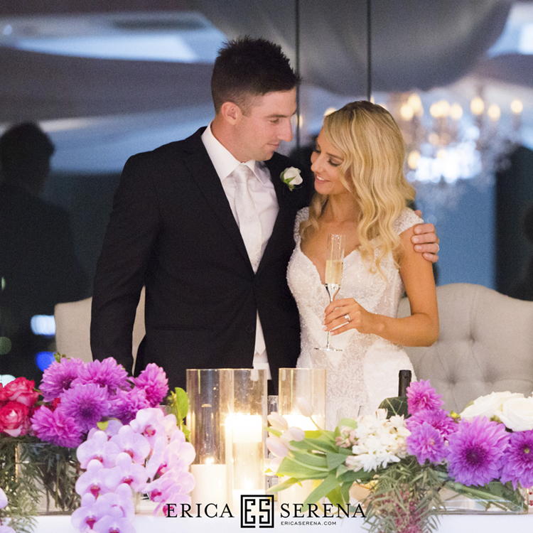 shaun marsh rebecca o'donovan, wedding at frasers restaurant, wedding at state reception centre kings park,