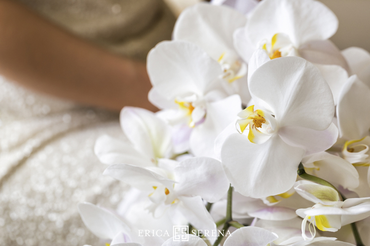phalaenopsis bridal bouquet