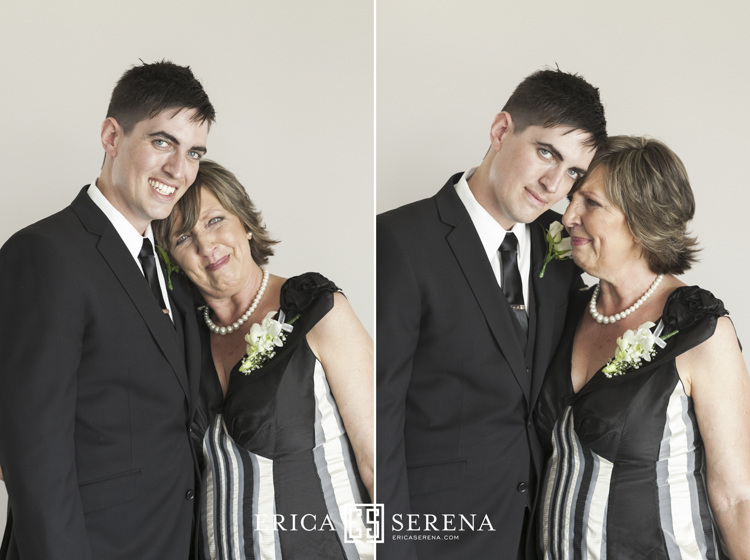 groom and mum, wedding family portraits perth