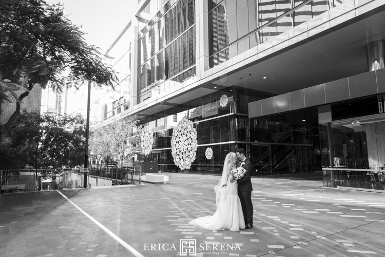 wedding at brookfield place perth
