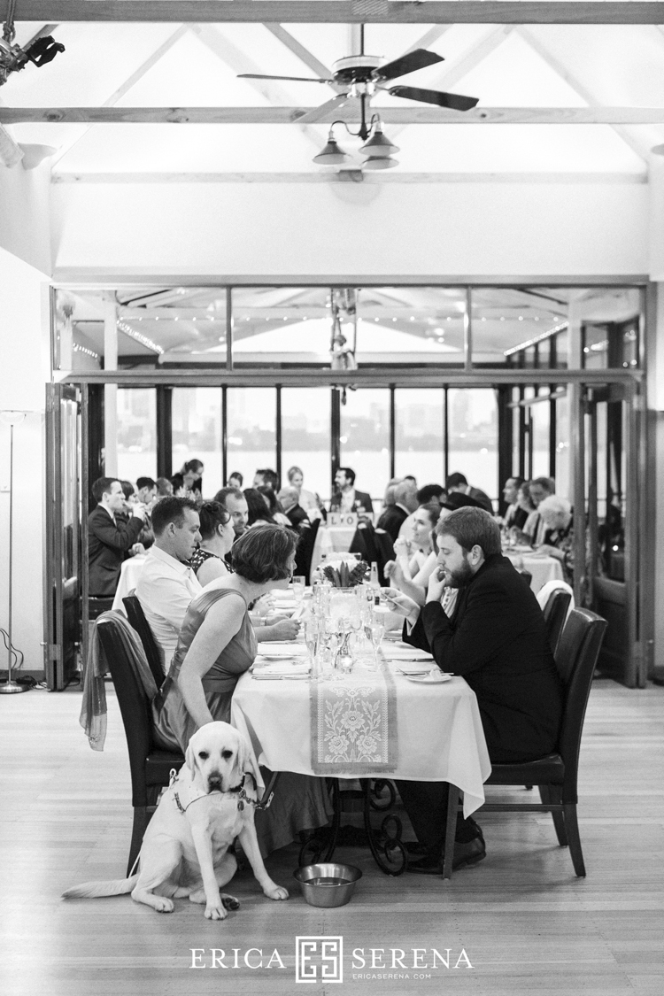 wedding at boat shed restaurant south perth
