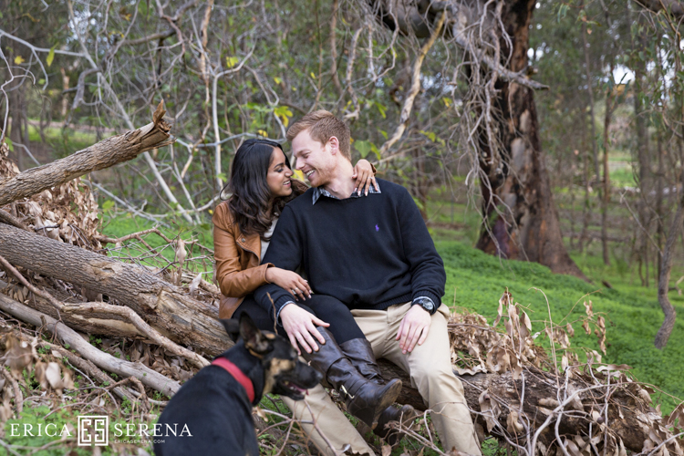 pre-wedding location photos perth
