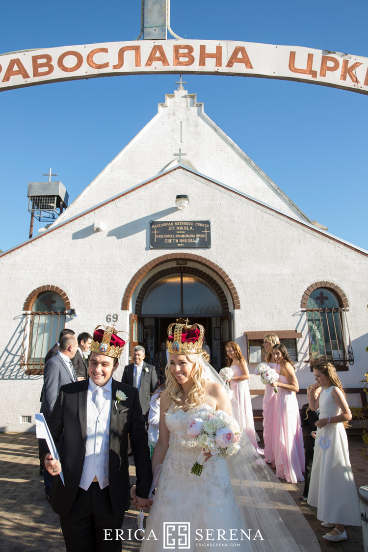 macedonian wedding perth, wedding at st mikola north perth, perth wedding photographer