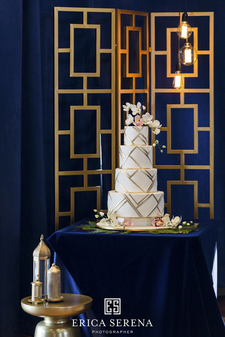 bluewater grill wedding, mardie & co, cake love couture cakes