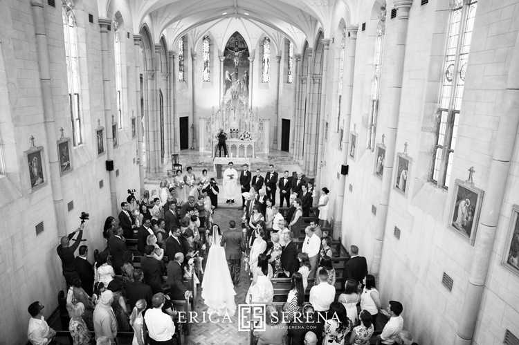 Perth wedding photographer, wedding photography perth, wedding at St Michael the archangel leederville, church wedding perth