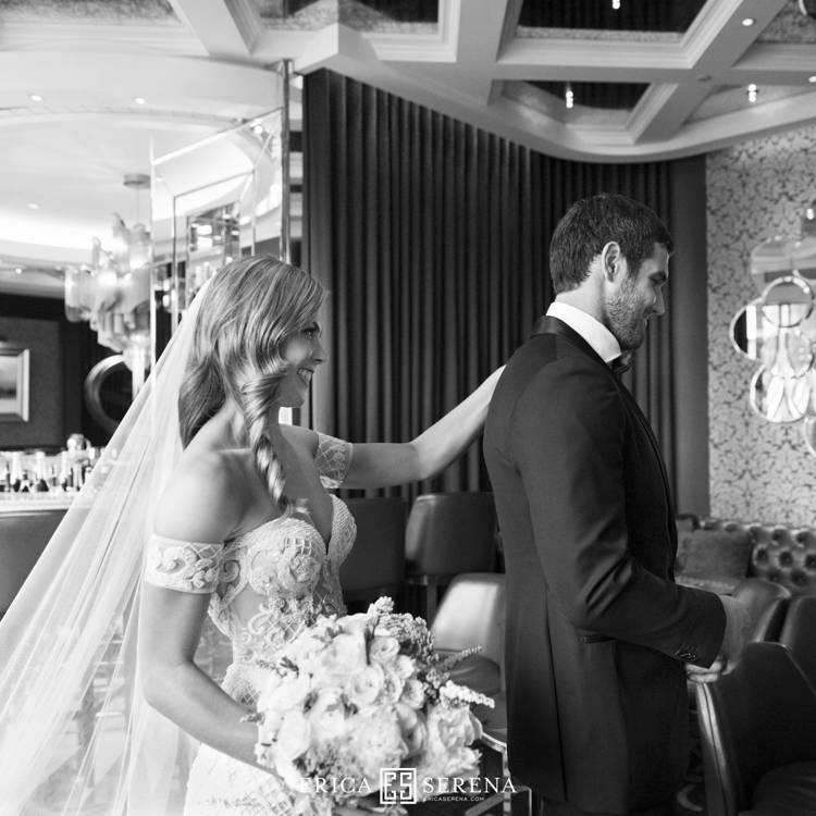 wedding at crown perth