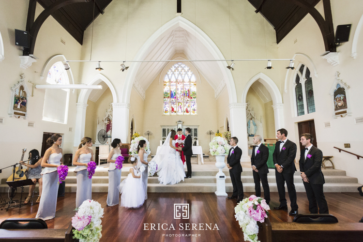 Perth wedding photographer, wedding photography perth, wedding at St Marys leederville, perth church wedding , catholic church wedding