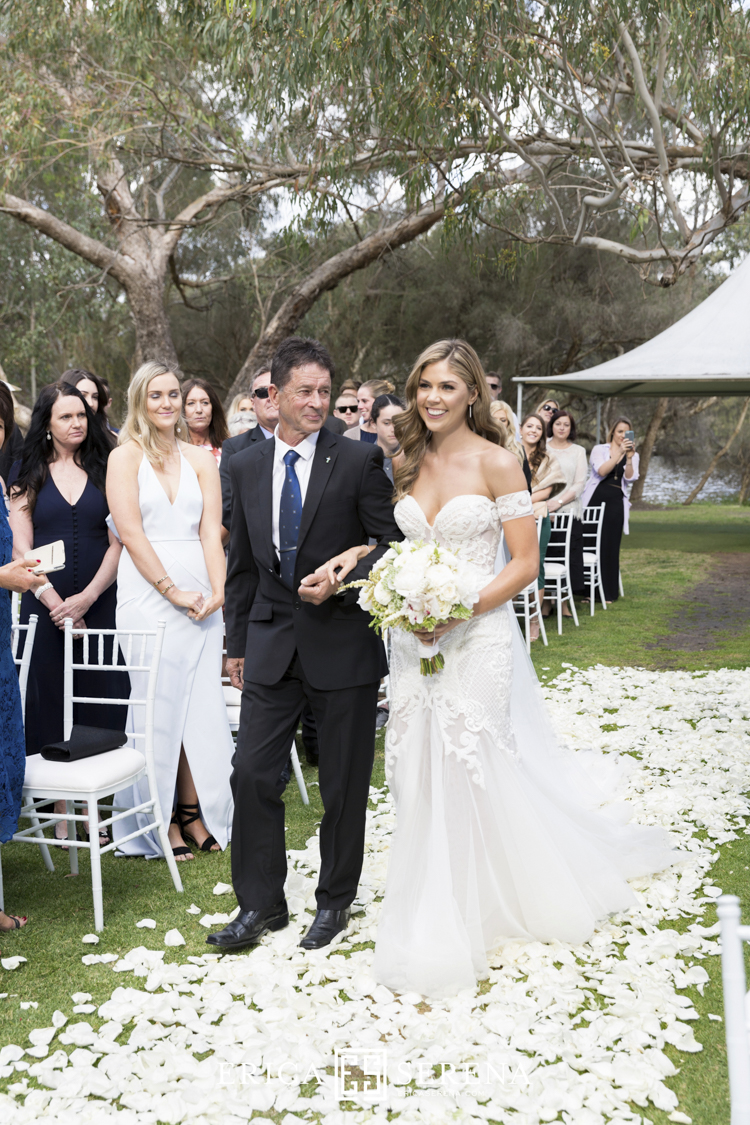 wedding at caversham house, swan valley wedding, matthew landers, pallas bride