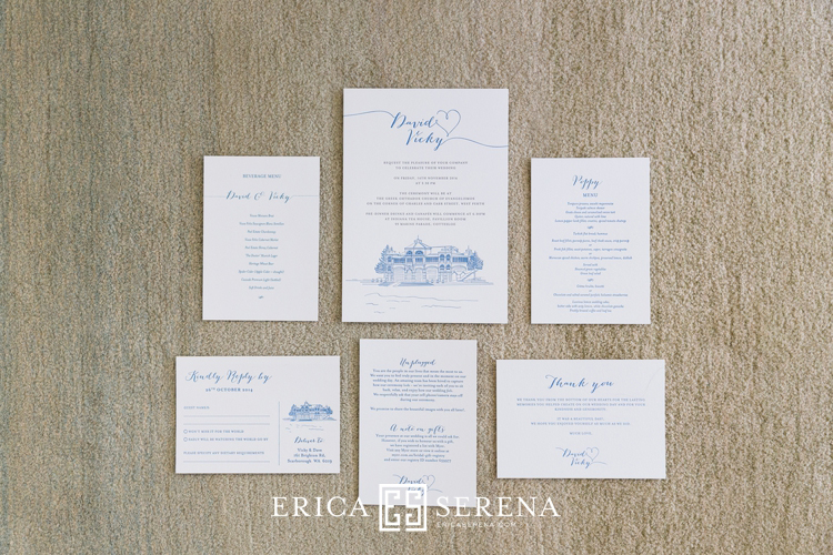 perth wedding photographer, wedding photography perth, wedding at Greek orthodox church of evangelismos, The distillery letterpress printing, wedding stationary
