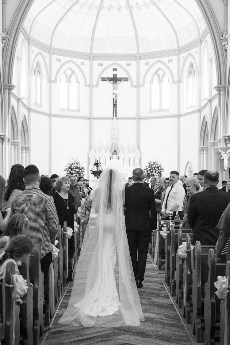 wedding at st josephs subiaco