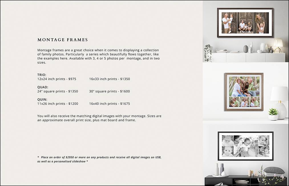 13 - MONTAGE PRICING PAGE